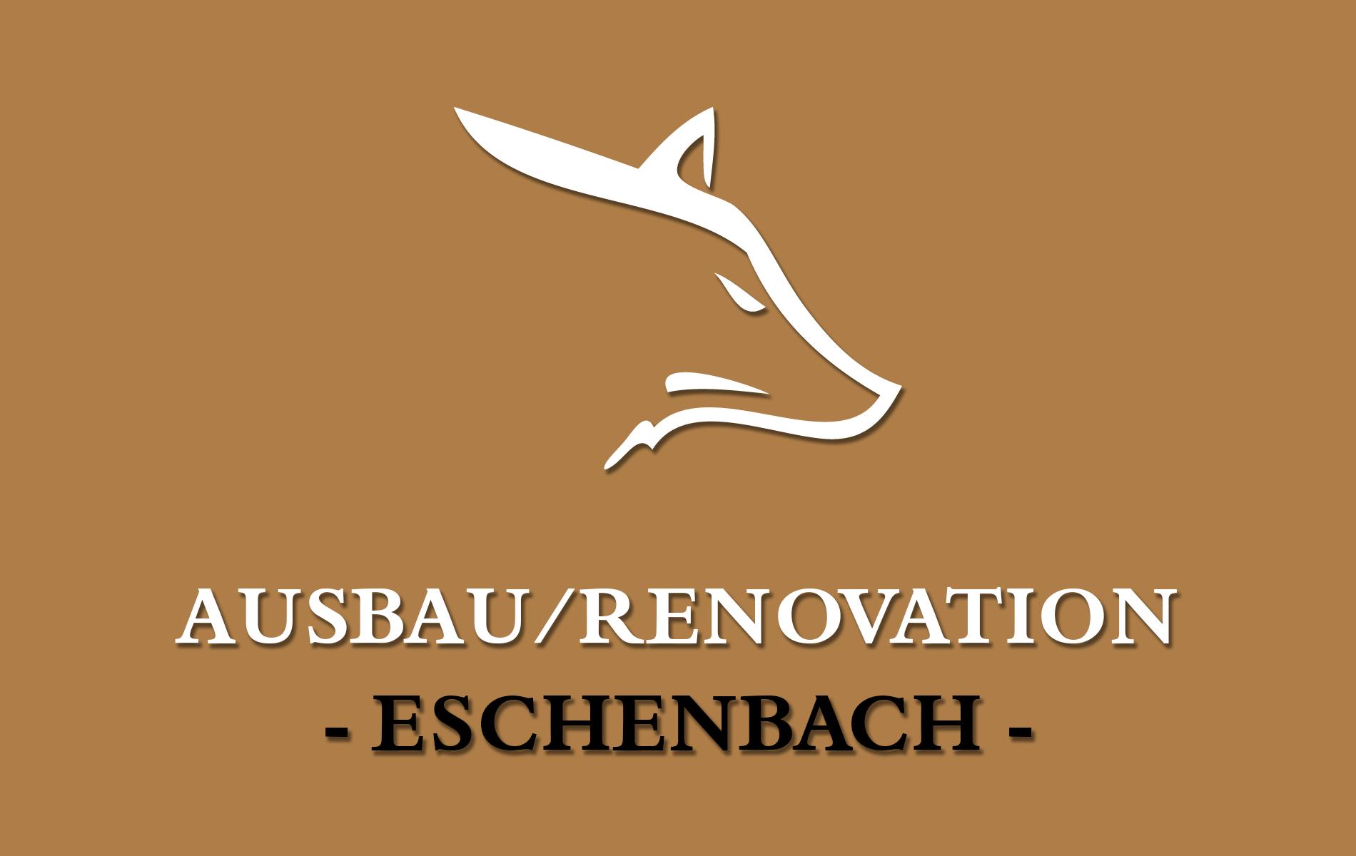 Ausbau Eschenbach
